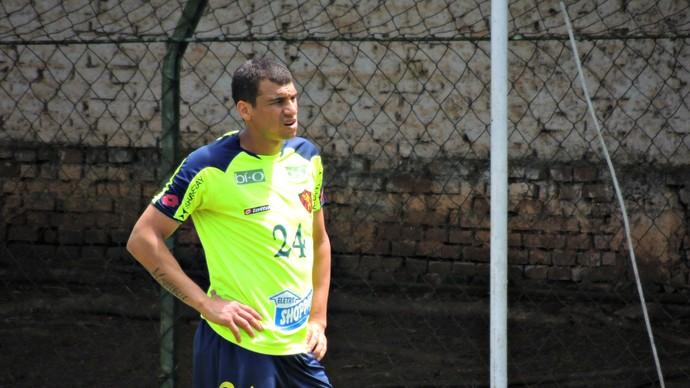 Neto Baiano - Sport (Foto: Lucas Liausu)