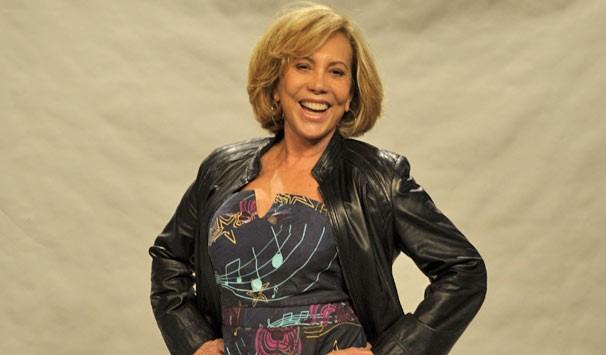 Arlete Salles - atriz comemora boa fase (Foto: Renato Rocha Miranda/ TV Globo)
