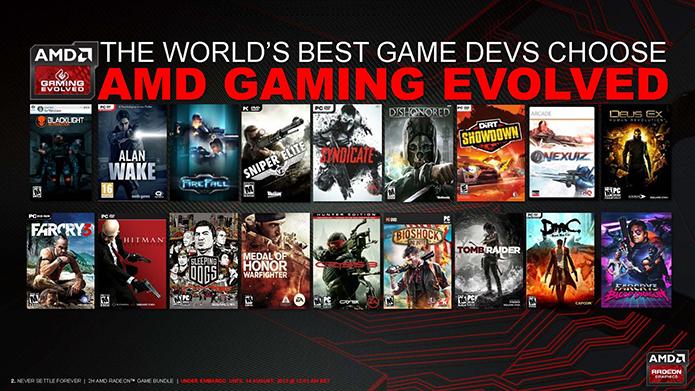 AMD vem conquistando mais espaço na relação com desenvolvedores e no suporte aprimorado de suas placas em grandes lançamentos (Foto: Divulgação/AMD)