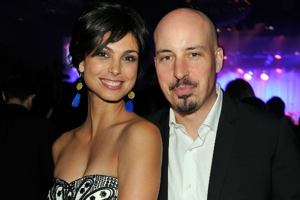 Morena Baccarin e Austin Chick (Foto: Getty Images)