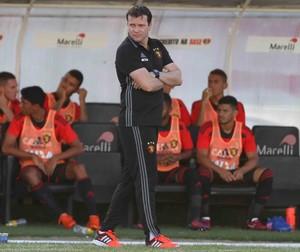 Daniel Paulista x Belo Jardim x Sport Pernambucano (Foto: Marlon Costa / Pernambuco Press)