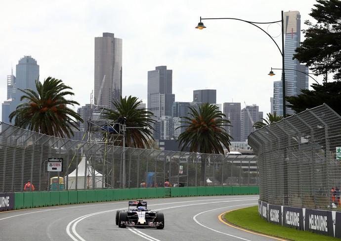 Max Verstappen faz o quinto melhor tempo em Melbourne (Foto: Getty Images)