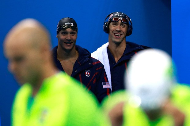 Michael Phelps (Foto: Adam Pretty/Getty Images)