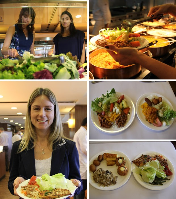 Montagem Prepare-se comida Eu Atleta (Foto: Patrícia Palhares)