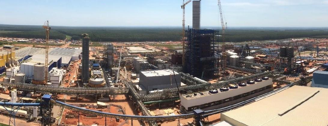 Fibria-celulose-fábrica (Foto: Divulgação )
