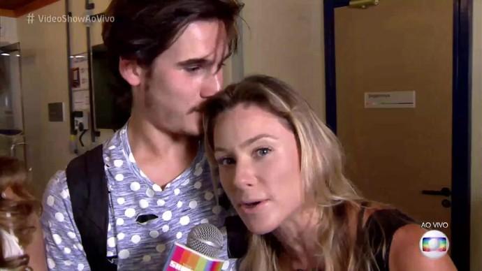 Gisele Prattes fará participação em 'Rock Story' (Foto: TV Globo)
