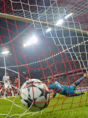 Bayern 0 x 4 Real Madrid (Odd Andersen/AFP)
