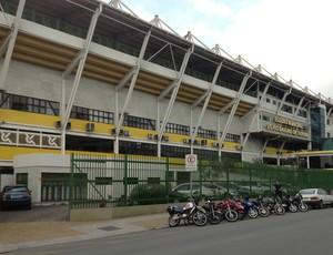 Estádio Raulino de Oliveira, em Volta Redonda (Foto: Vinicius Lima/GloboEsporte.com)