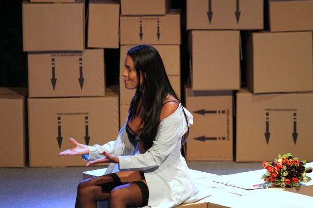 Leticia Lima (Foto: Thyago Andrade/Foto Rio News)