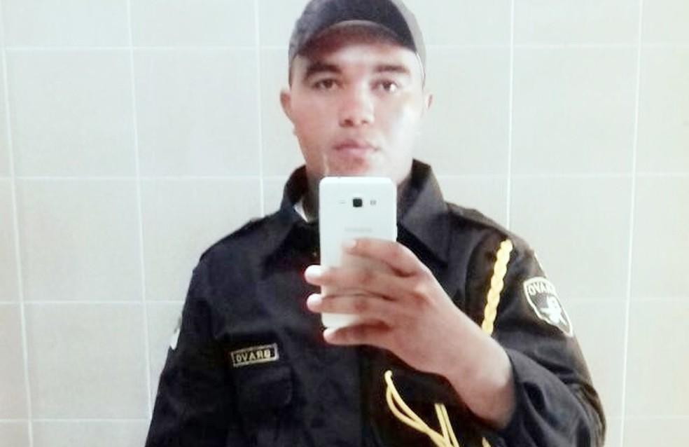 Alisson Ferreira Cordeiro tinha 26 anos  (Foto: Arquivo Pessoal)