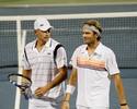 Roddick deixa aposentadoria e jogará duplas ao lado de veterano Mardy Fish