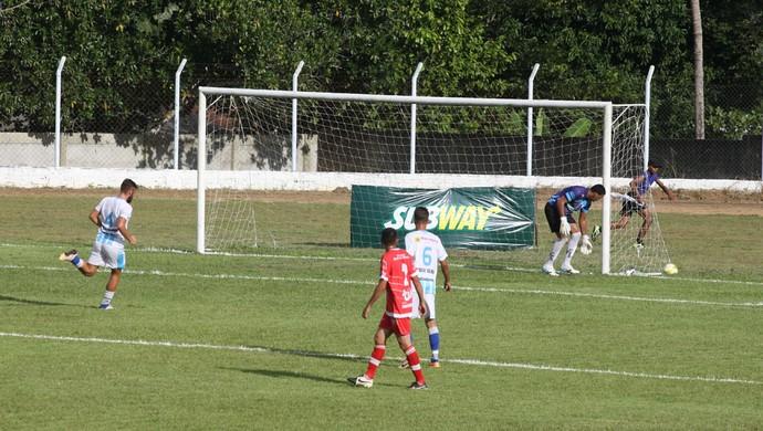 Ji-Paraná e Guajará (Foto: Pâmela Fernandes)