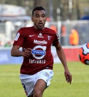 Eduardo dos Santos, jogador do Metz (Foto: arquivo pessoal/facebook)
