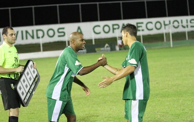 Stefano Seedorf, meia do Alecrim (Foto: Gabriel Peres/Divulgação)