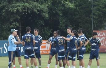 Edmilson diz que Marcelo Oliveira não consegue dar um padrão ao Palmeiras