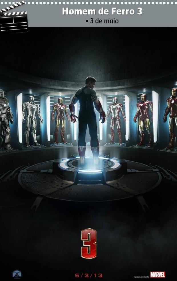 Homem de Ferro 3 (Foto: Reprodução/Arte Jennifer Defensor)
