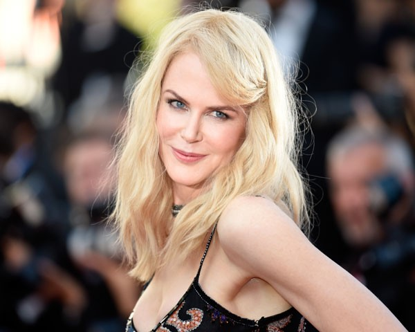 Nicole Kidman, a rainha de Cannes 2017 (Foto: Getty Images)