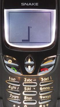 screenshot de Snake '97