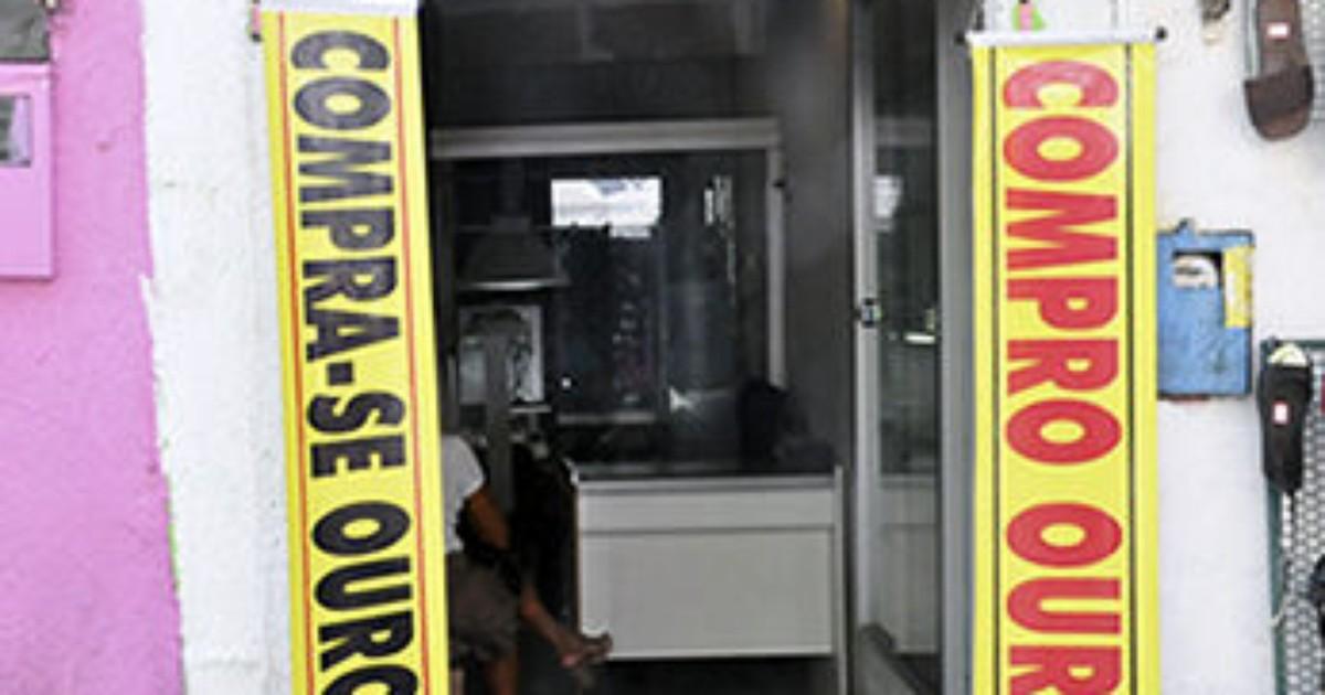 fade7ca9841 G1 - Ourives resistem à criminalidade e atuam no Centro de Cuiabá -  notícias em Mato Grosso