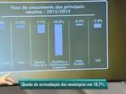 Prefeituras do ES arrecadam menos R$ 1,2 bilhão, aponta anuário