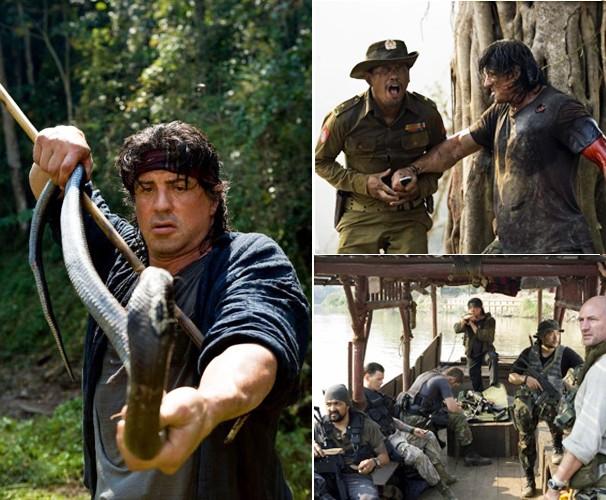 Rambo 2 (Foto: Divulgação/Reprodução)