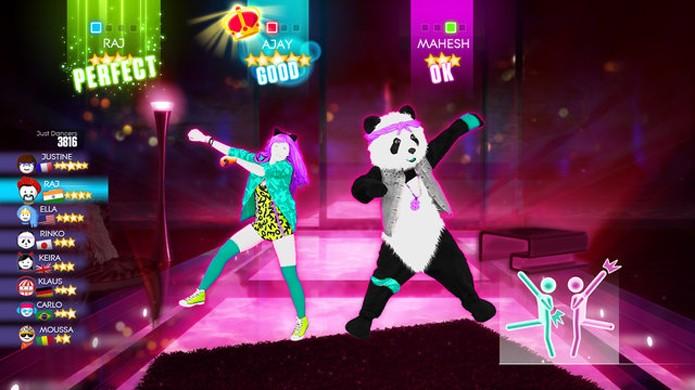 Jogadores de todo o mundo disputarão na Copa do Mundo de Just Dance (Foto: polygon.com)
