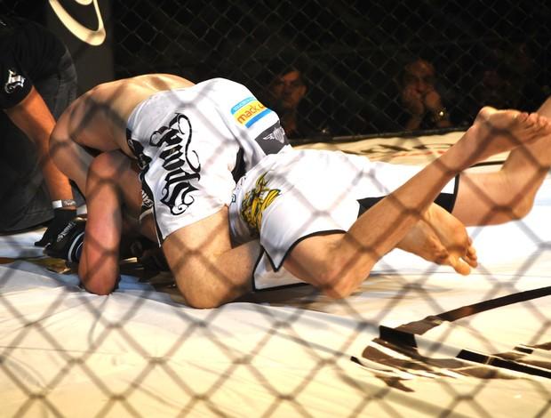 Bruno Klb, MMA (Foto: João Gabriel / Globoesporte.com)