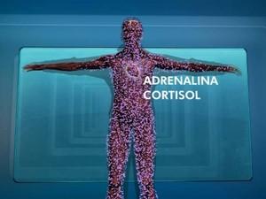 Corpo sofre efeitos de hormônios quando profissional é demitido (Foto: Arte EPTV)