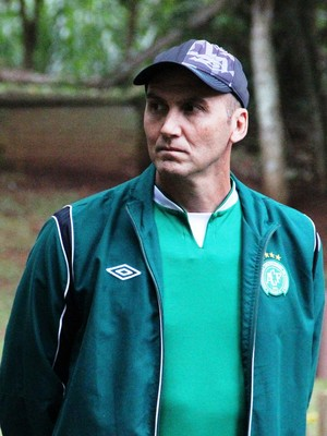 Gilmar Dal Pozzo Chapecoense (Foto: Diego Carvalho/Aguante/Chapecoense)
