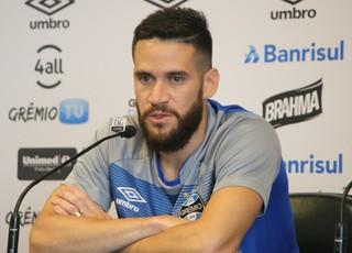 Marcelo Oliveira diz que teve mais momentos bons que ruins no Grêmio