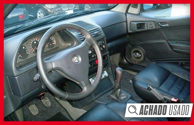 Achado Usado: Alfa Romeo (Foto: Divulgação)