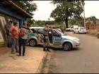 Delegado aposentado é baleado durante assalto, em Goiânia
