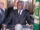 Ex-secretário da ONU vai à Síria para convencer governo a cessar ataques