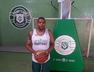 Paulão JF Celtics (Foto: Diego Alves)