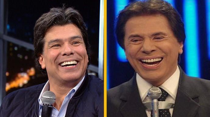 Compare Maurício Mattar e Silvio Santos (Foto: Reprodução)