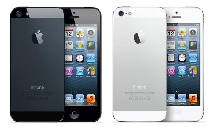 iPhone 5 veio para o Brasil em dezembro de 2012 (Foto: Divulgação/Apple)