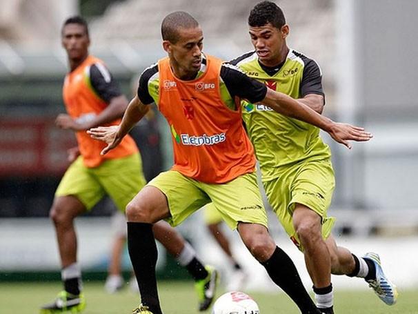 Vasco precisa esquecer a perda do título  (Foto: Marcelo Sadio / Vasco.com.br)