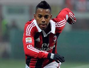 robinho milan (Foto: Agência Reuters)
