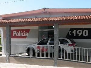 Dois homens são presos suspeitos de estuprar jovem de 12 anos em Eldorado, SP (Foto: Divulgação/Polícia Militar)