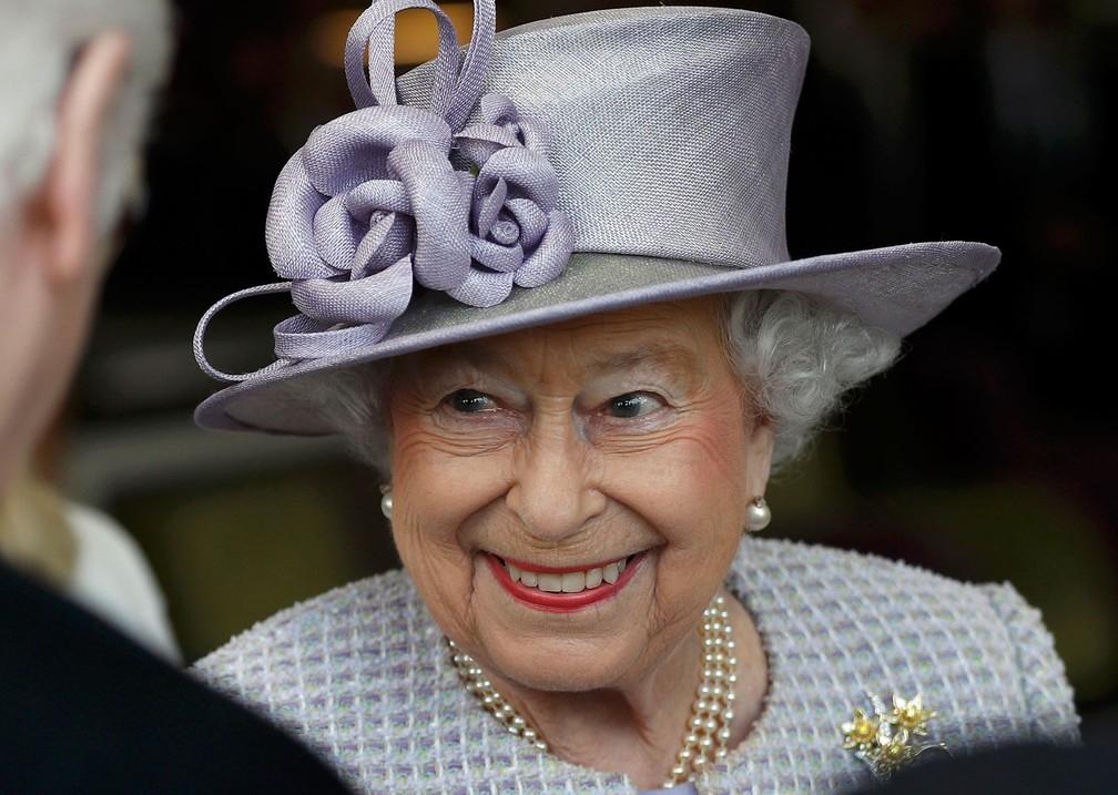 Rainha Elizabeth completa 91 anos nesta sexta-feira (21) (Foto: Peter Nicholls/ Pool/ AFP)