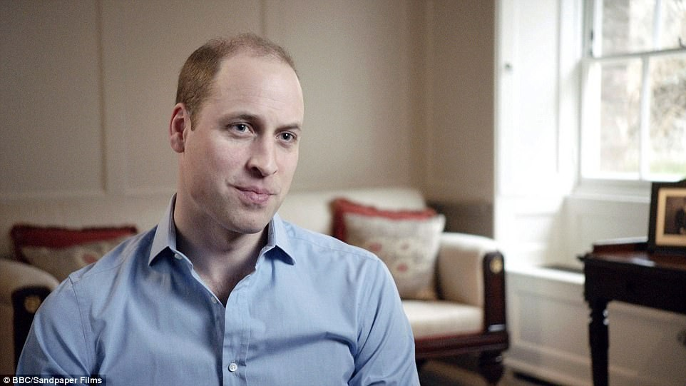 Príncipe William (Foto: Reprodução/BBC)