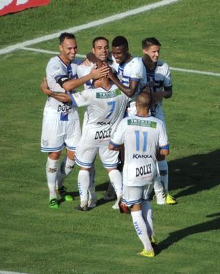 Água Santa x Palmeiras  (Foto: João Paulo de Tilio)