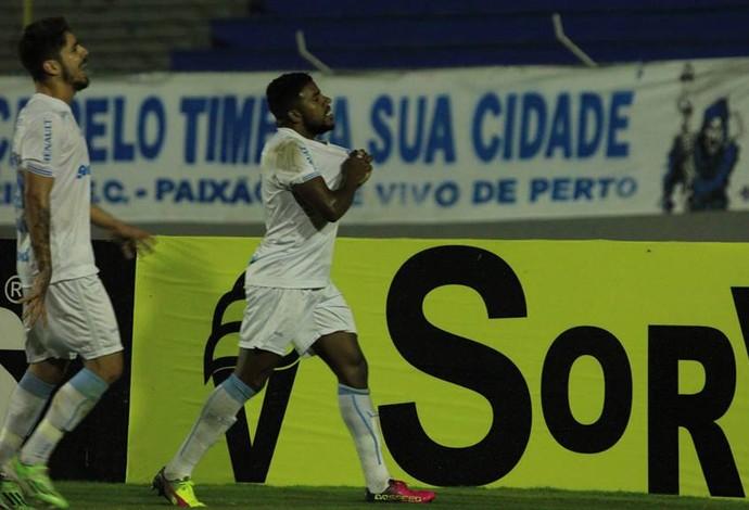 Jô Londrina (Foto: Wellington Ferrugem/Londrina Esporte Clube)