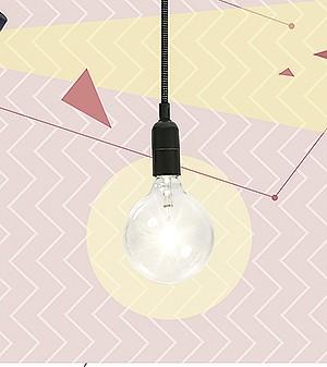 Iluminação personalizada (Foto: Ilustração Yumi Shimada/Editora Globo)