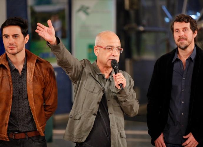 Cláudio Manoel fará a supervisão de texto de Tomara que Caia (Foto: Artur Meninea/Gshow)