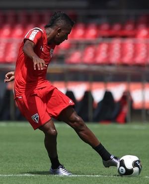 Kelvin São Paulo (Foto: Erico Leonan - site oficial do São Paulo FC)