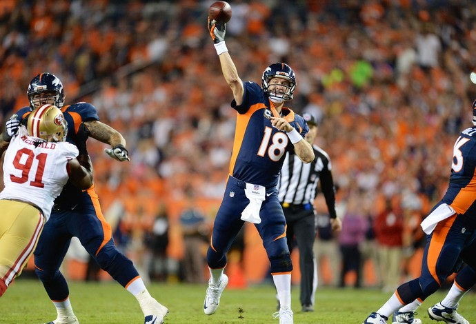 0ea65e20a5 Peyton Manning touchdown 509 nfl (Foto  Reuters)