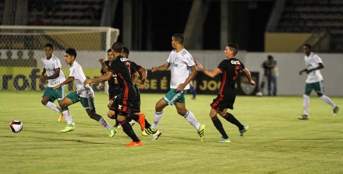 Palmeiras Sport Copa São Paulo (Foto: Amanda Rocha / Futura Press)