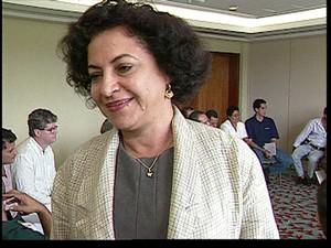 Dorinha, ex-diretora da Globo Nordeste (Foto: Sedoc/Rede Globo Nordeste)