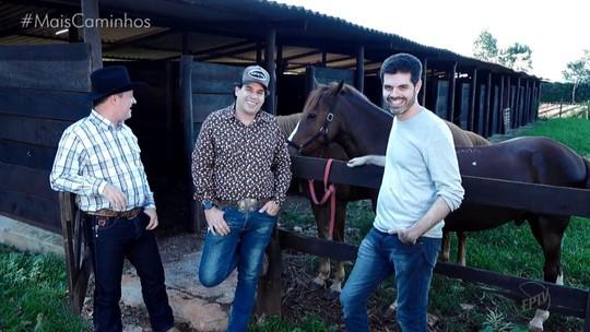 Fred e Pedrito: os responsáveis pelo movimento do Clube da Viola em Ribeirão Preto